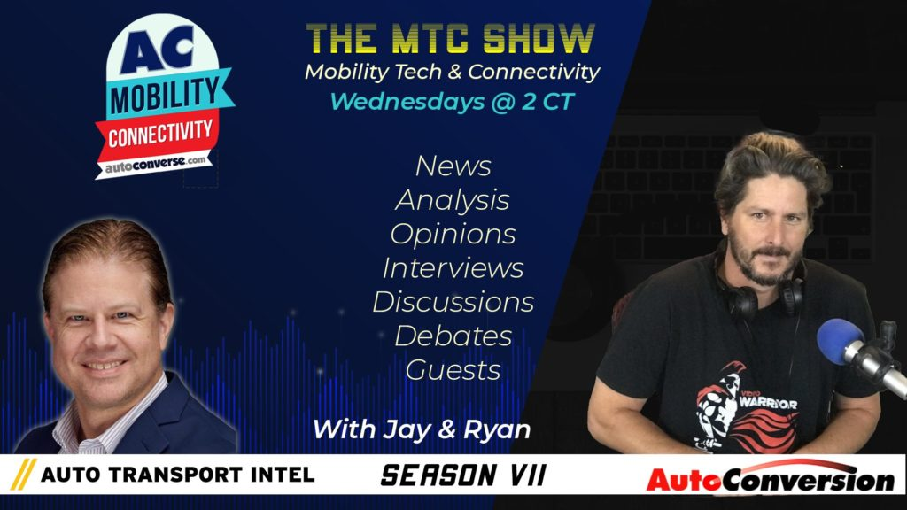 The Mobility Tech & Connectivity Show with Jay and Ryan