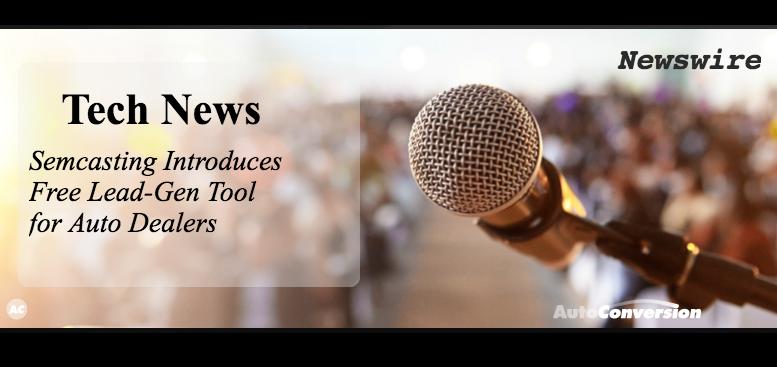 Semcasting Introduces Led-Gen Tool