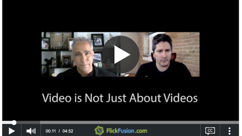 Interview with Flick Fusion COO Tim James