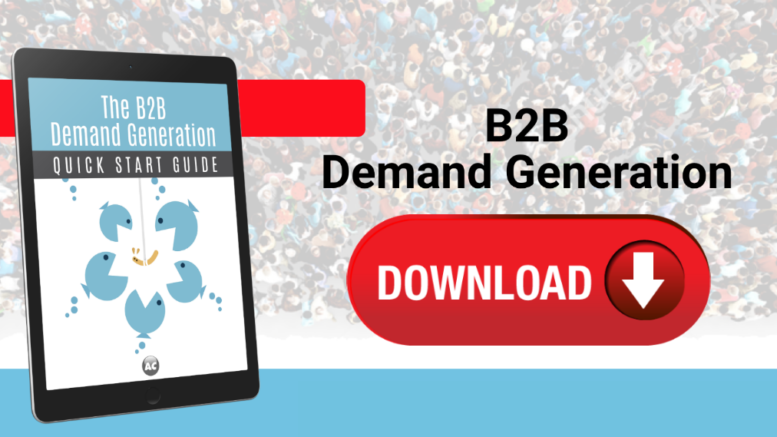 Automotive B2B Demand Generation