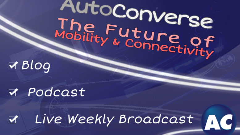AutoConverse - Future of Mobility