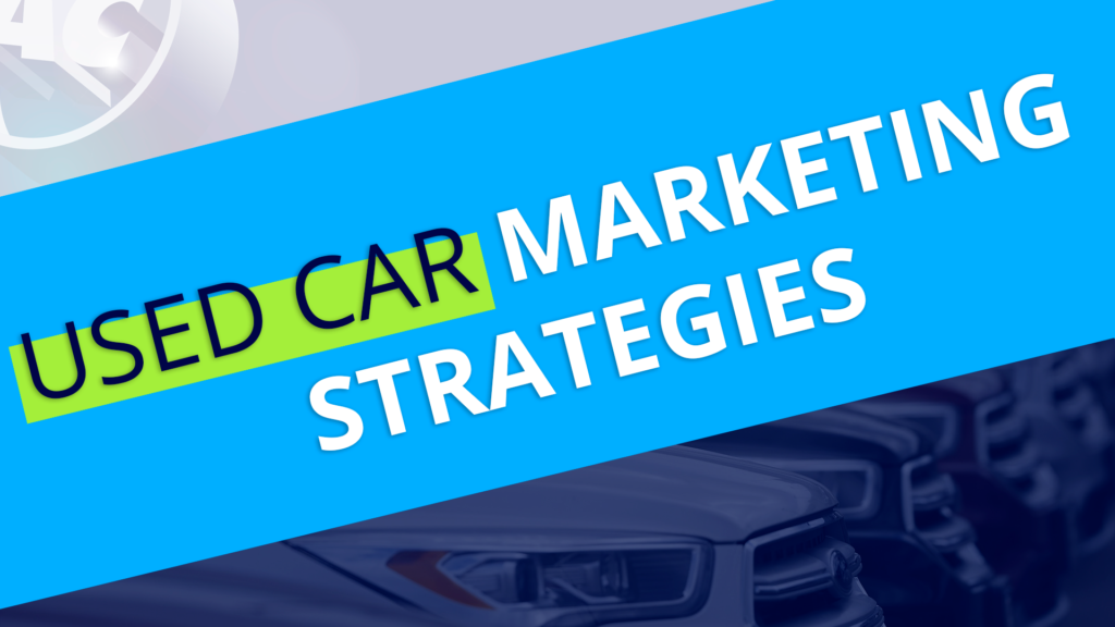 Used Car Marketing Strategies - Roundtable Discussion Panels