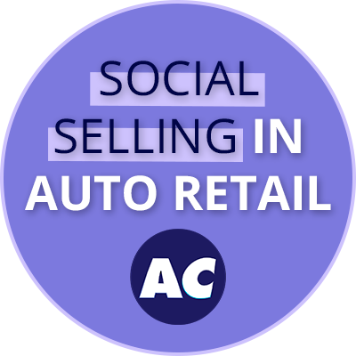 Social Selling in Auto Retail