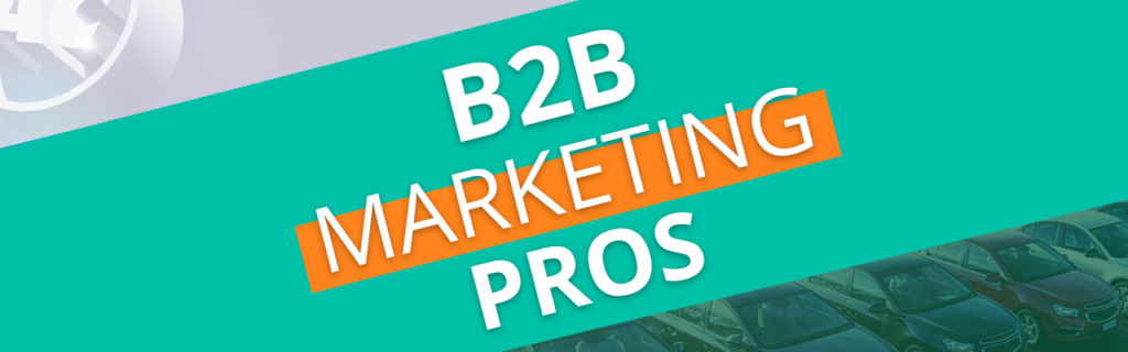 B2B Marketing Pros Discussion Group by AutoConversion