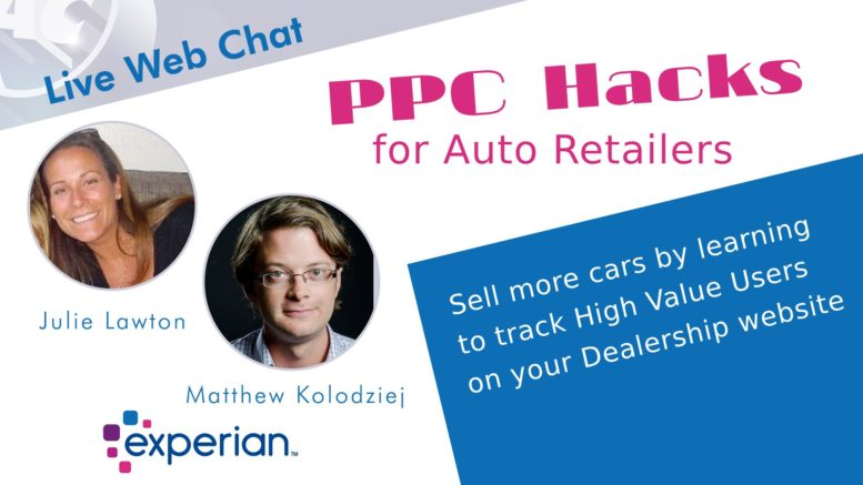 How to Acquire More High Value Users for Your Dealership Website