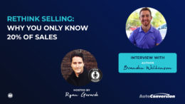 ReThink Selling with Brandin Wilkinson