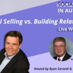 TUE DEC 17. Social Selling in the Real World. Live Web Chat with Fran Taylor and Terry Lancaster