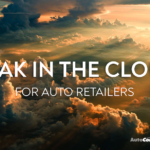 A Break in the Clouds for Auto Retailers?