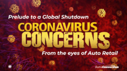 Prelude to a Global Coronavirus Shutdown
