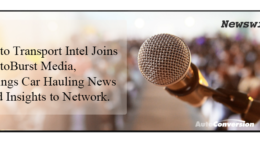 Auto Transport Intel Joins AutoBurst Media Network