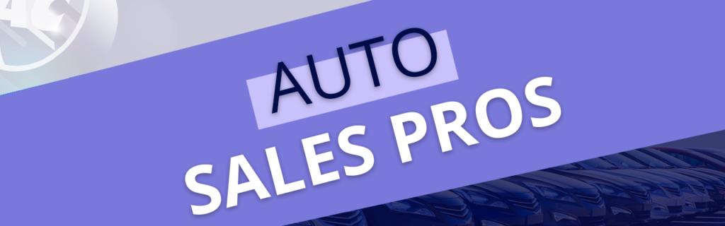 Auto Sales Pros