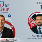 Servant Leadership Conversation with Aref Dostyar, Expert in International Relations, Peace and Reconciliation Affairs